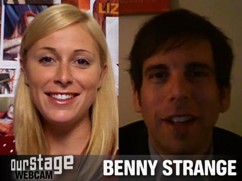 benny strange: indie/alt winner for september, by ThangMaker on OurStage