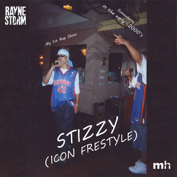 Stizzy (Icon Freestyle), by Rayne Storm on OurStage