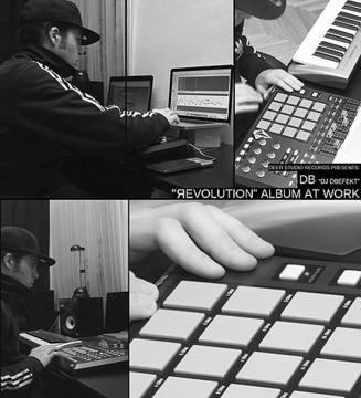 DJ DBEFEKT Sampling , by djdbefekt on OurStage