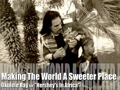 Making The World a Sweeter Place, by Ukulele Ray on OurStage