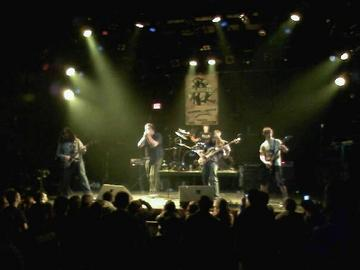 The Crossing, by Among the Dead on OurStage