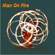 Man On Fire, by Raveneyemusic on OurStage