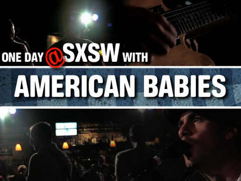 A Day with American Babies @ SXSW, by ThangMaker on OurStage