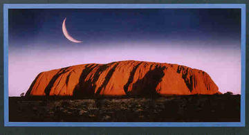 Alice Springs, by My Back Pages on OurStage