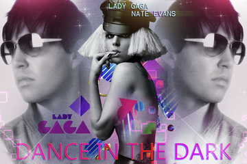 Nate Evans & Lady Gaga - Dance in The Dark, by Nate Evans on OurStage