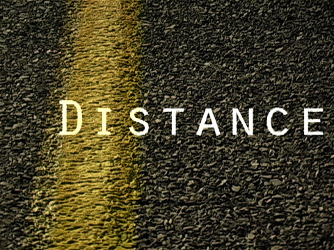 Distance Trailer, by InBlack Light Productions on OurStage