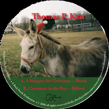 Christmas in thr Pen, by THOMASPKATT on OurStage