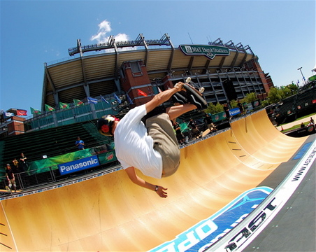 Dew Action Sports Tour: Baltimore, MD, by cantbeatpete on OurStage