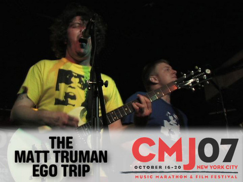matt truman @ cmj, by ThangMaker on OurStage