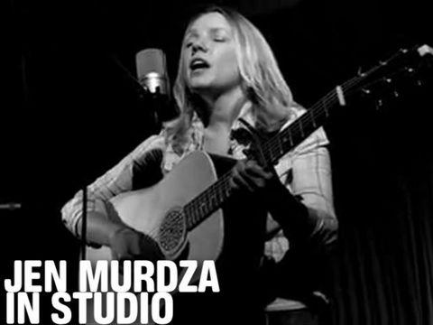 Jen Murdza in studio, by m_watson on OurStage
