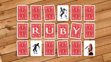 Ruby, by Connor Desai on OurStage