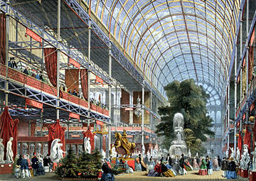 Crystal Palace, by sonicmemories on OurStage
