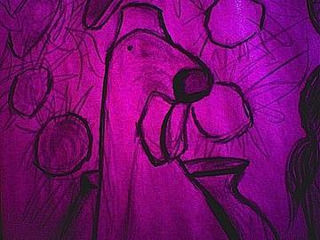Purple Chicken Lips, by Craig de Maio on OurStage
