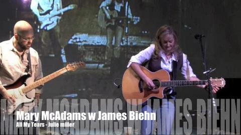 All My Tears - Julie Miller tune, by Mary McAdams on OurStage