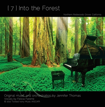 Into the Forest, by Jennifer Thomas on OurStage