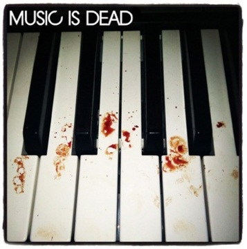 Music is Dead, by Phantods on OurStage