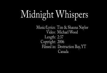 Midnight Whispers, by Tim Naylor on OurStage