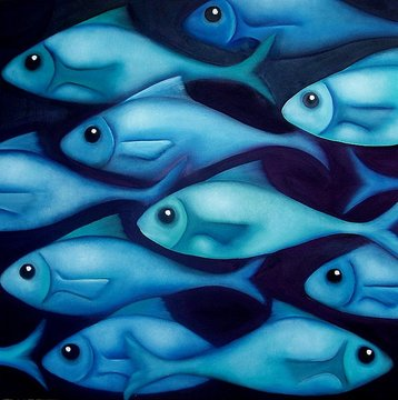 Blufish, by Garyani on OurStage