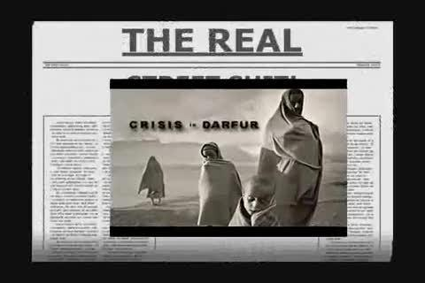 Real Street (Darfur Crisis), by KhanQuest on OurStage