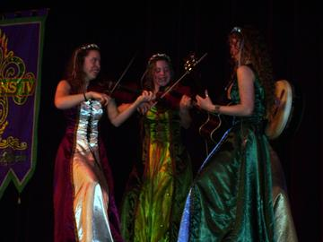 Shooting Stars, by Maidens IV on OurStage