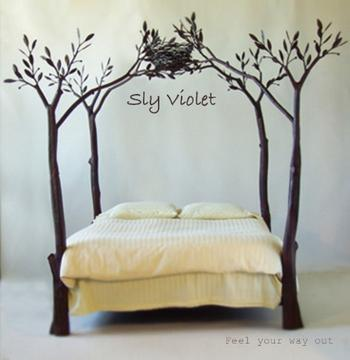 Trees Dance, by Sly Violet on OurStage