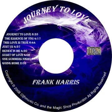 The Essence Of You, by Frank Harris on OurStage