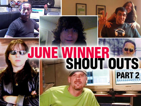 June Winner ShoutOuts Pt2, by OurStage Productions on OurStage