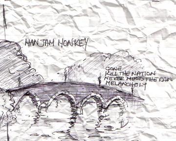 Melancholy, by Manjam Monkey on OurStage