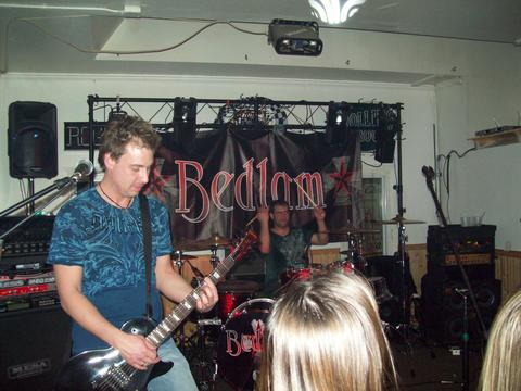 BROKEN ARROW live, by BEDLAM on OurStage