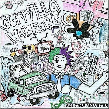 Told You So, by Gorrilla Warfare on OurStage