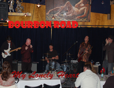 Craig Proffitt's video - My Lonely Heart, by Bourbon Road on OurStage