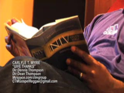 Carlyle Myrie Give Thanks, by Carlyle Myrie  on OurStage