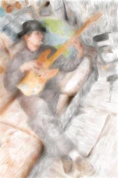 Gwenn's Mood, by Fran Dagostino Band on OurStage