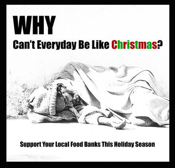 Can't Everyday Be Like Xmas?, by WHY  on OurStage