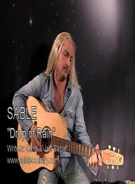 Drop of Rain, by Sable on OurStage