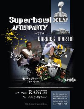 PACKERS SUPER BOWL AFTER PARTY ANTHEM, by Kigity K aka Kiggz on OurStage