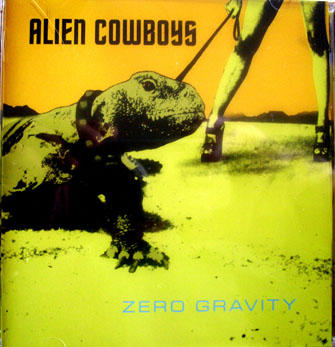 Zero Gravity w/Orianthi, by aliencowboys on OurStage