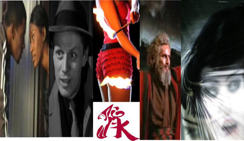 "Die So Fluid, Egami Vivid Montage, ""Switch,"" romantic comedy, Hollywood legends, by actorschecklist.com on OurStage"