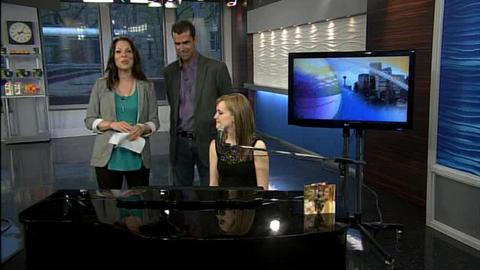 Sarah Troy on Breakfast Television Calgary 2011, by Sarah Troy  on OurStage