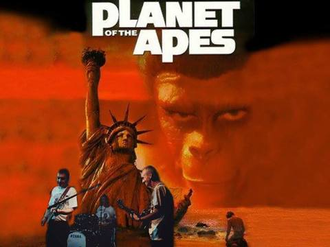 Planet Of The Apes, by Bahookie Cheek on OurStage