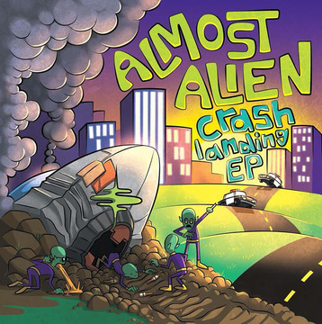 Back to Hell, by Almost Alien on OurStage