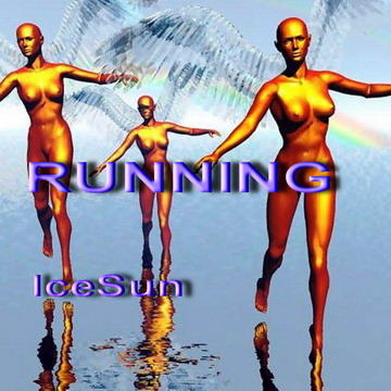 Running, by IceSun feat. Kate Lesing on OurStage