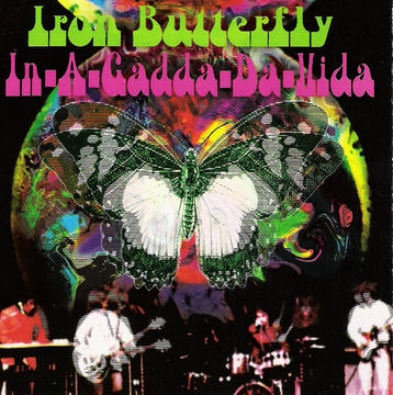 In-A-Gadda-Da-Vida 1996, by Iron Butterfly on OurStage
