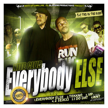 Everybpdy Else , by Nite Club on OurStage