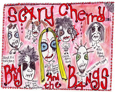 Cherry Bomb sampler, by Scary Cherry and the Bang Bangs on OurStage