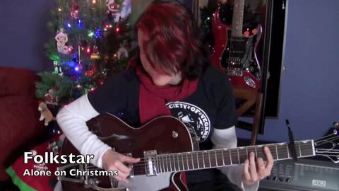 Folkstar - Alone on Christmas (Official Music Video), by Folkstar on OurStage