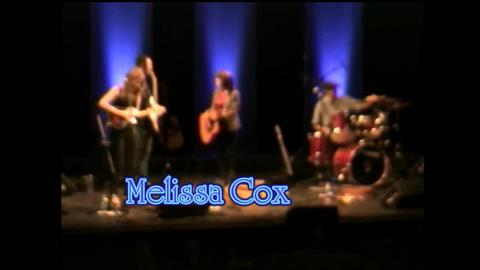 Melissa Cox - Vicarious (live), by Melissa Cox on OurStage