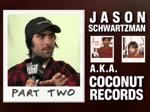 jason schwartzman: part two, by ThangMaker on OurStage