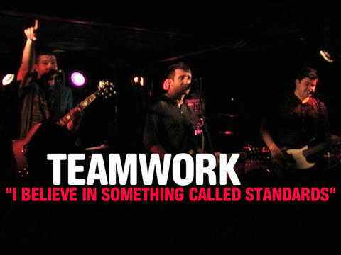 Teamwork Perform Live in Chicago, by OurStage Productions on OurStage