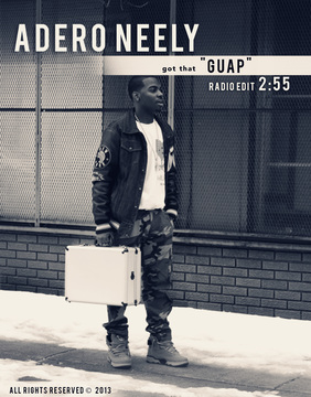 GUAP by Adero Neely, by Adero Neely on OurStage
